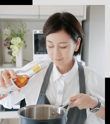 料理研究家 城島 あきこ